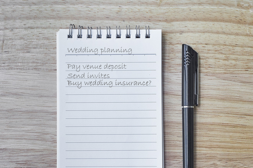5 Reasons To Buy Wedding Insurance