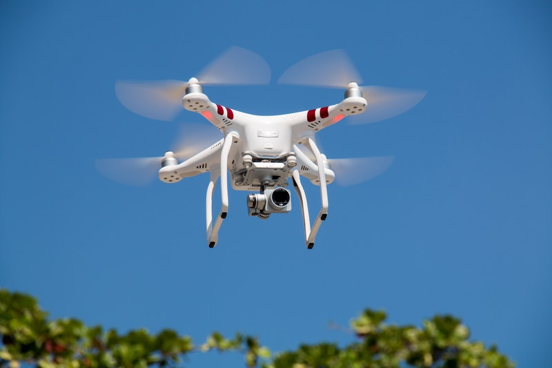 Why Have a Drone at your Wedding?
