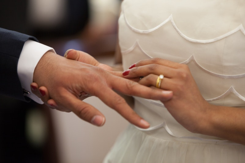 Why Are Non-Binding Humanist Weddings So Popular?